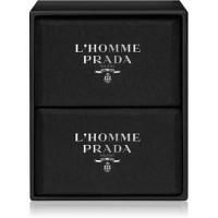 Prada L'Homme tuhé mydlo pre mužov 2 x100 g