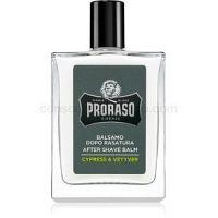 Proraso Cypress & Vetyver hydratačný balzam po holení 100 ml