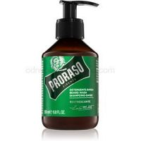 Proraso Green šampón na bradu 200 ml