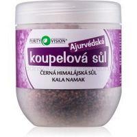 Purity Vision Kala Namak ajurvédska soľ do kúpeľa 1000 g
