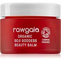 RawGaia Organic Goji Goddess hĺbkovo hydratačný balzam na tvár 30 ml