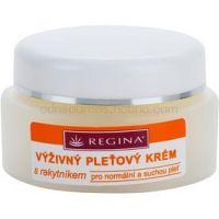 Regina Sea Buckthorn výživný krém pre normálnu a suchú pleť 45 g