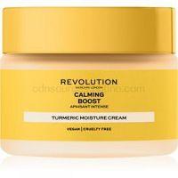 Revolution Skincare Boost Calming Turmeric antioxidačný pleťový krém 50 ml