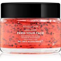 Revolution Skincare Jake-Jamie Watermelon Mask hydratačná pleťová maska 50 ml