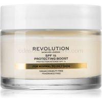 Revolution Skincare Moisture Cream hydratačný krém pre normálnu až zmiešanú pleť SPF 15 50 ml