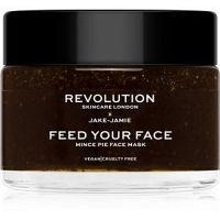 Revolution Skincare X Jake-Jamie Mince Pie hĺbkovo hydratačná maska 50 ml