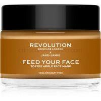 Revolution Skincare X Jake-Jamie Toffee Apple hĺbkovo hydratačná maska 50 ml