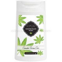 RYOR Cannabis Derma Care konopné telové mlieko pre veľmi citlivú pokožku so sklonom k podráždeniu a začervenaniu  200 ml