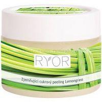 RYOR Lemongrass zjemňujúci cukrový peeling na telo 325 g
