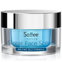 Saffee Cleansing Melting Jelly Scrub cukrový pleťový peeling 50 ml