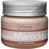 Saloos Maroccan Clay telová a pleťová maska  150 ml