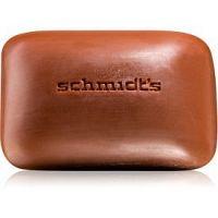 Schmidt's Rose + Vanilla prírodné tuhé mydlo 142 g