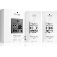 Schwarzkopf Professional Bond Enforcing Color Remover odstraňovač farby na vlasy   10x30 g