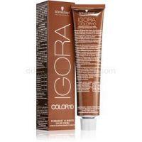 Schwarzkopf Professional IGORA Color 10 10-minútová permanentná farba na vlasy 6-0 60 ml