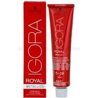Schwarzkopf Professional IGORA Royal Mettalics farba na vlasy odtieň 6-28  60 ml