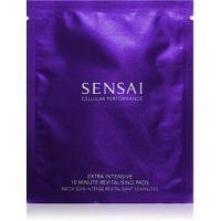 Sensai Cellular Performance Extra Intensive intenzívne revitalizačné vankúšiky na očné okolie a pery 10 x 2 ks