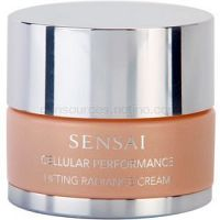 Sensai Cellular Performance Lifting rozjasňujúci krém s liftingovým efektom 40 ml