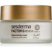 Sesderma Factor G Renew regeneračný krém s rastovým faktorom 50 ml