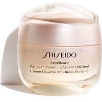 Shiseido Benefiance Wrinkle Smoothing Cream Enriched denný a nočný krém proti vráskam pre suchú pleť 50 ml