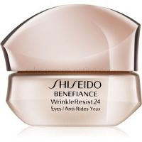 Shiseido Benefiance WrinkleResist24 Intensive Eye Contour Cream intenzívny očný krém proti vráskam 15 ml