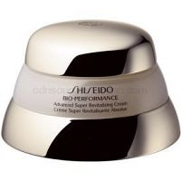 Shiseido Bio-Performance Advanced Super Revitalizing Cream denný revitalizačný a obnovujúci krém proti starnutiu pleti  75 ml