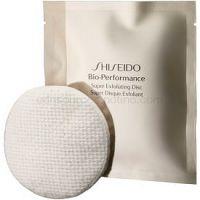 Shiseido Bio-Performance Super Exfoliating Disc exfoliačné čistiace vankúšiky na omladenie pleti  8 ks