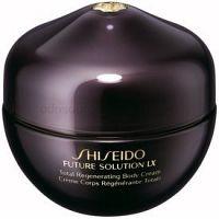 Shiseido Future Solution LX Total Regenerating Body Cream spevňujúci telový krém pre jemnú a hladkú pokožku 200 ml