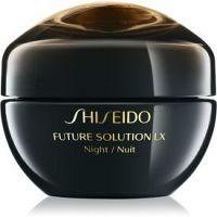 Shiseido Future Solution LX Total Regenerating Cream nočný regeneračný a protivráskový krém  50 ml