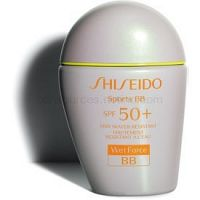 Shiseido Sun Care Sports BB WetForce SPF 50+ BB krém SPF 50+ odtieň Medium 30 ml