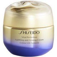 Shiseido Vital Perfection Uplifting & Firming Cream denný a nočný liftingový krém 50 ml