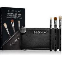 Sigma Beauty Glam N Go Sada štetcov s taštičkou
