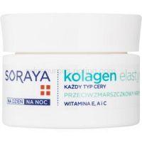 Soraya Collagen & Elastin protivráskový krém s vitamínmi 50 ml