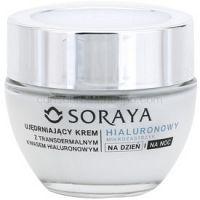 Soraya Hyaluronic Microinjection spevňujúci krém s kyselinou hyalurónovou 50+ 50 ml