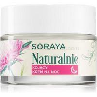 Soraya Naturally upokojúci nočný krém s harmančekom 50 ml