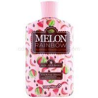 Tannymaxx 6th Sense Melon Rainbow zoštíhľujúci opaľovací krém do solária pre tmavé opálenie 200 ml