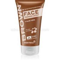 Tannymaxx Brown Face opaľovací krém do solária na predĺženie doby opálenia 50 ml
