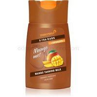 Tannymaxx Mango me X-tra Dark opaľovacie mlieko do solária s bronzerom  200 ml