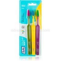 TePe Colour Soft zubné kefky 3 ks 3 ks