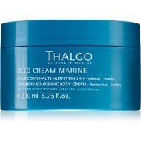 Thalgo Cold Cream Marine vyživujúci telový krém 200 ml
