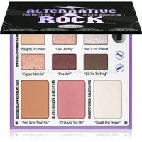 theBalm Alternative Rock Vol. 1 multifunkčná paleta 12 g