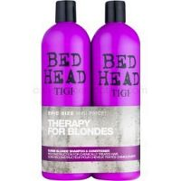 TIGI Bed Head Dumb Blonde kozmetická sada VII.