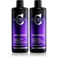 TIGI Catwalk Your Highness kozmetická sada VIII. (pre jemné vlasy)