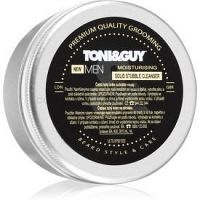 TONI&GUY Men čistiaci krém na tvár a fúzy 75 ml