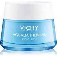 Vichy Aqualia Thermal Rich vyživujúci hydratačný krém pre suchú až veľmi suchú pleť 50 ml