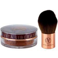 Vita Liberata Trystal Minerals bronzujúci púder so štetčekom 02 Bronze 2 ks