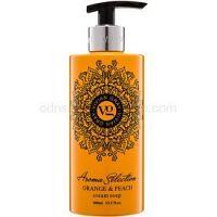 Vivian Gray Aroma Selection Orange & Peach krémové tekuté mydlo 400 ml