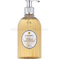 Vivian Gray Vivanel Vanilla&Patchouli krémové tekuté mydlo 350 ml