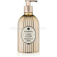 Vivian Gray Vivanel Ylang & Cedar krémové mydlo 350 ml