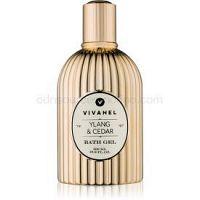 Vivian Gray Vivanel Ylang & Cedar sprchový a kúpeľový gél 500 ml