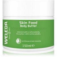 Weleda Skin Food intenzívne telové maslo pre suchú až veľmi suchú pokožku 150 ml